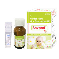 Cefpodoxime Dry Syrup 100mg