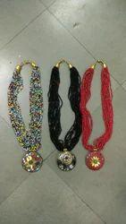 Brass Designer Fashion Necklace
