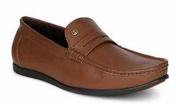 Liberty Healers Men's Tan Non Lacing Shoes