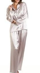 Ladies Satin Pyjama