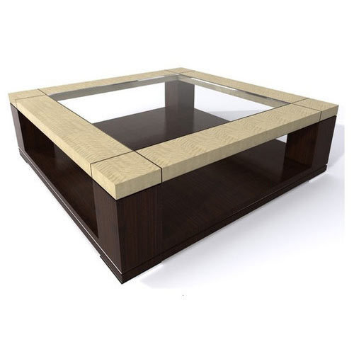 Wooden Central Table