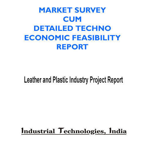 Leather And Plastic Industry Project Report