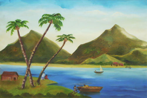 scenery painting at rs 9600 piece oil paintings divya art