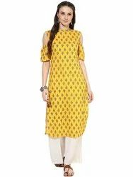 Ladies Regular Wear Designer Kurti