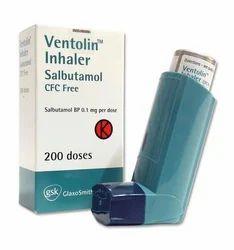Ventolin Inhaler  Salbutamol