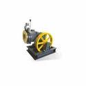 Elevator Gear Motor machine