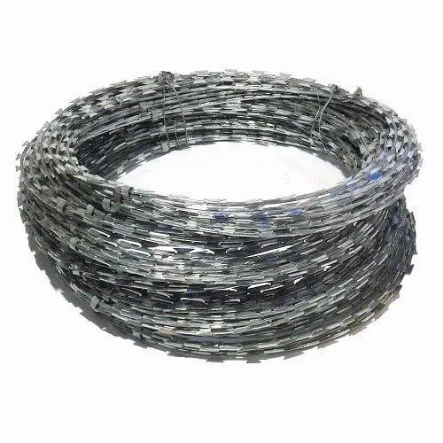 Mild Steel Galvanized Concertina Fencing Wire