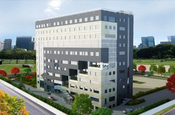 Concrete Frame Structures Commercial Projects Institutional Hospital Design Services