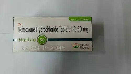 Naltivia Naltrexone Tablets
