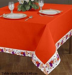 Border Attached Table Cloth