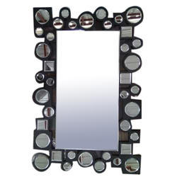Wall Mounted Designer Glass Mirror