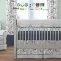 Organic Cotton Crib Bed Sheet
