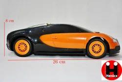 Henicx - Bugatti  1:18 Kids Interactive Racing Car 40MHz