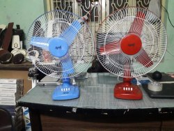 Electric Table Fans