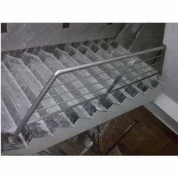 Radiant Steel Stair