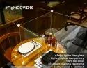 Acrylic Covid Protection Divider