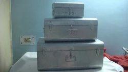 Stainless Steel /Tin Metal Trunk