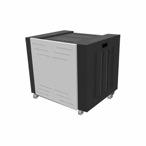 GK Trollies Plastic Home UPS Cabinet