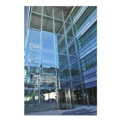 Commercial Building Glass Facade