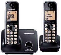 Panasonic Cordless Caller Id Speaker Combo Phone Ks Ts 3712