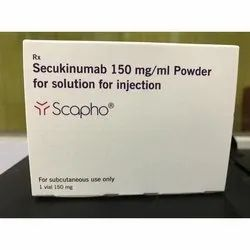 Secukinumab 150 Mg Powder For Solution