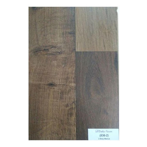 Bello Hard Wood Flooring, Thickness: 8.3 Mm