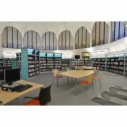 Library Interior Designing Service, Client Side