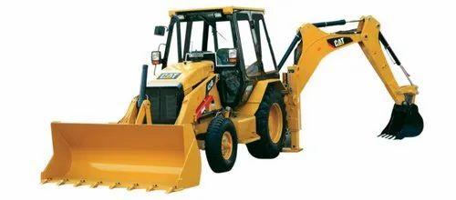 CAT 424B2 Backhoe Loader, 76 hp, 7911 kg