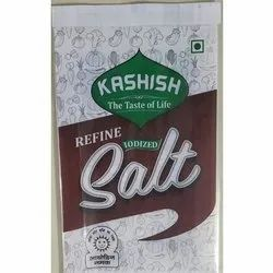 Salt Packaging Printed Plastic Pouch