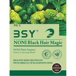 BSY Noni Black Hair Magic Shampoo