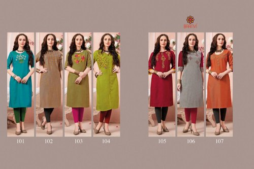c58cf8ec7b Kurti - Eba Banaras Vol 3 Readymade Kurtis Collection Exporter from Surat