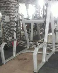 SM Fitness Abdominal SQUAT RACK, for Strength