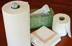 Kwalitex White Tissue Paper