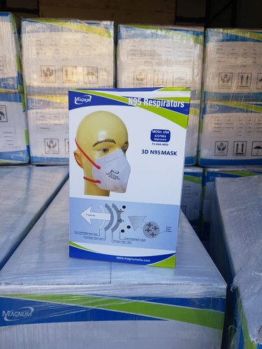 MAGNUM Disposable N95 MASK NIOSH Certified