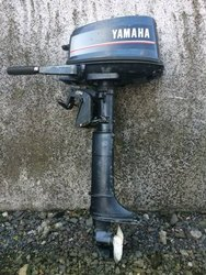 Boat Engine, Screen Size: 4hp To 55hp, Single