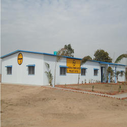 Steel Prefabricated Office Structure