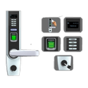 Fingerprint Lock with Password and Card Options ZKTeco L5000