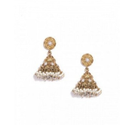 Fancy Golden Jhumki