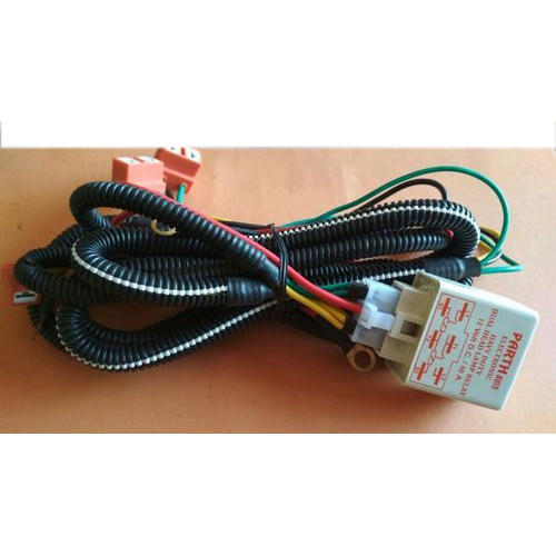 Car Electric Wiring Harness H1 H7 on