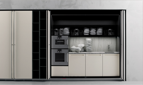 Hide Piero Lissoni, CRS Boffi Kitchen Collection