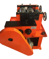 Rod Straightening Machine