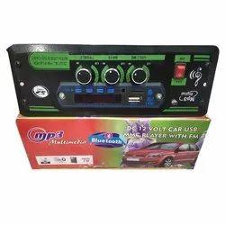 Car USB Multimedia Speaker, 10-20 kg