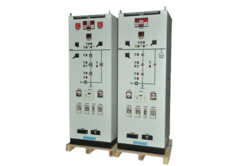 Control Relay And MIMIC Panel