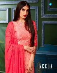 Your Choice Present Needa Pure Cotton Salwar Kameez