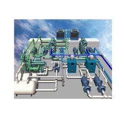 Daikin Aluminium HVAC System, Capacity: 50-800 TR