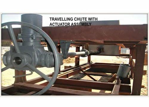 Mechanical Chute