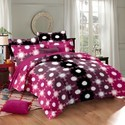 Cotton  Printed Double Bed Sheet