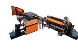 HDPE Pipe Plant Machine