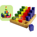 Shape Sequence Blocks Toy