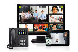 Avaya Equinox Video Conference Virtual Meeting Rooms